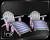 -Jak- beach Chairs