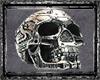 Skull Cyborg metal