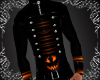 Hallowen Pvc Coat
