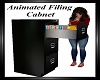 Animated Filing Cabnet