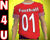 Football (Red)