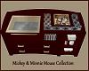 Mickey&Minnie Bath & Cha