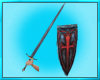 Womens Sword And Shield