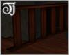 ^TJ^Winter Loft Railing