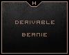 Derivable Beanie