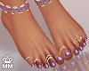 Paradise - Feet
