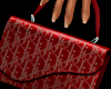 CD Purse Red