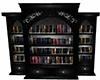 Black Silver Bookshelf