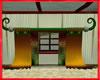 ~H~Xmas 3 Curtains