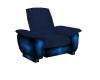 Mike's Blue Recliner