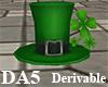 (A) St Pattys Hat V2