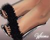 Luscious Fur Heels