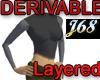 J68 Layered Top