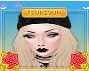 Blond Zoey+Hat