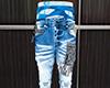 EA' Bandana Blue Denim