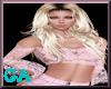 Feminine Lace Top-Pink