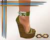 [CFD]Olivia Wedge Sandal