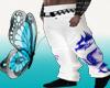 LV white blue dragon