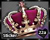 22a_Crown Sticker