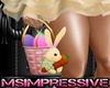 Easter Bunny Basket {MS}