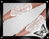 !! White PVC Kneepads