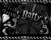 Goth Batty Belt