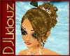 DJL-Bride Brown Gld HL
