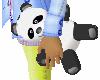 Panda Bear Toy