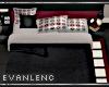.LOFT BED W/POSES.