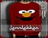 ❤| Elmo Sweater Couple