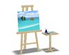 Animated Beach Painters