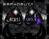 x Beast Witch Set BADGE
