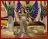 egyptian staff