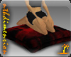 Sub Kneeling Cushion Red