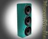 Animated club speaker