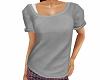 TF* Grey Long Tshirt