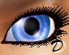 Unisex Pale Blue Eyes