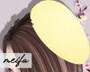 🌸 Fall Cap Yellow
