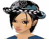 Floral Derby Hat