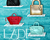 #VINIQICED HANDBAGS