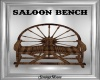 Saloon Bench