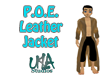 P.O.E Leather Jacket