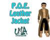 P.O.E Leather Jacket
