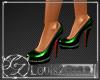 [LZ] Sexy Green Heels
