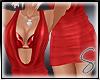 [Sev] Dance Dress Red