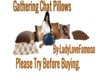 Gathering Chat Pillows