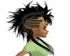 *NN* Black Mohawk Female