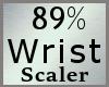Scale Wrist 89% M A