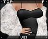 v. Fur Coat: White