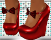 LTR Midy Red Wedges